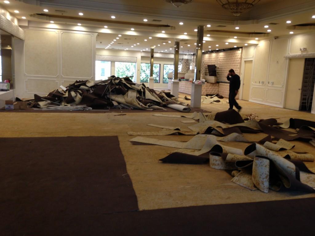 Brandview Ballroom Carpet Remodel-4