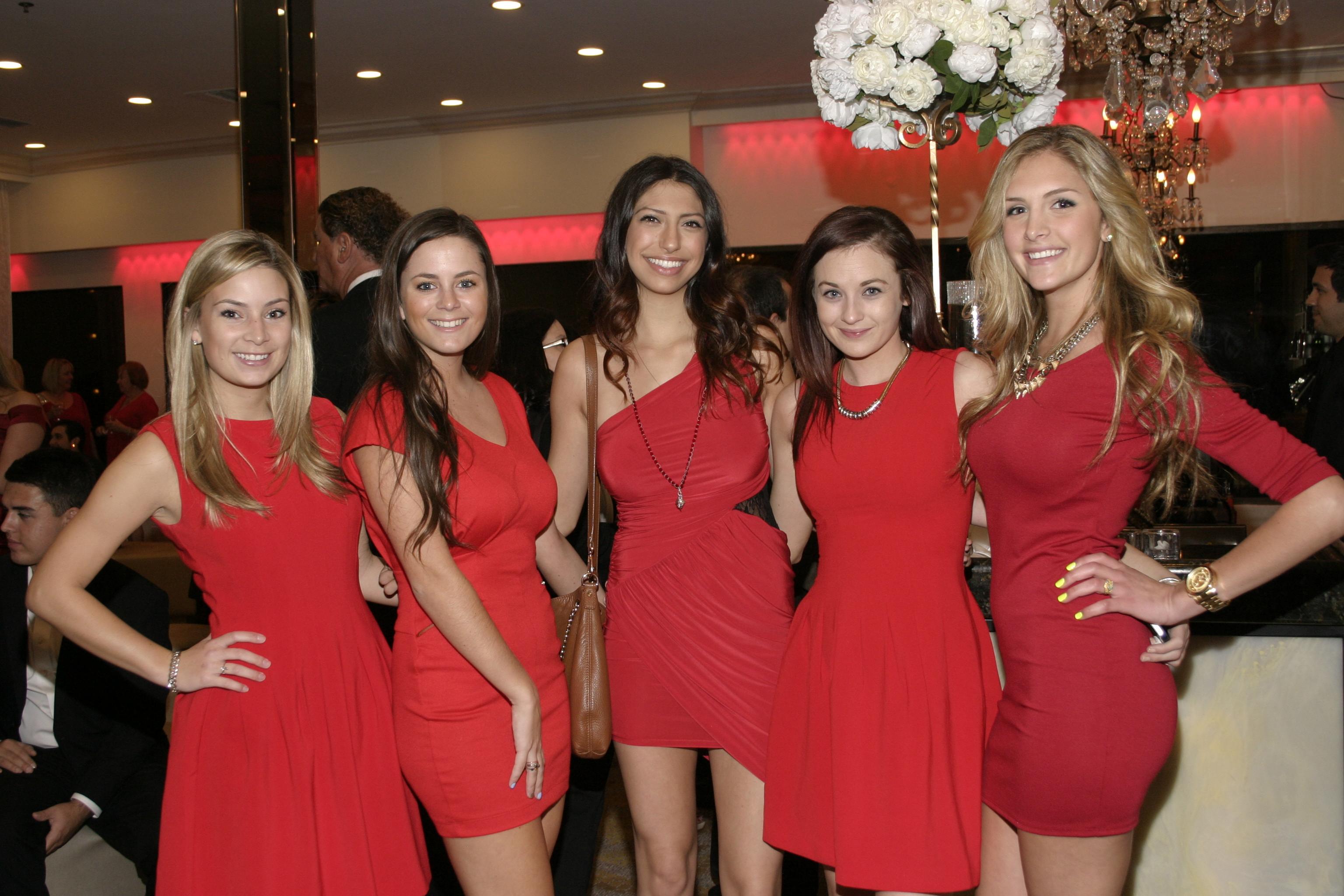 Brandview Ballroom Hosts Csuns 9th Annual Red Dress Ball Bringing