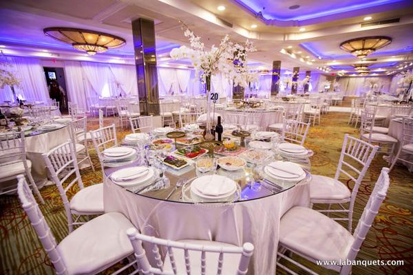 Floor Plan at Brandview Ballroom Party Venue