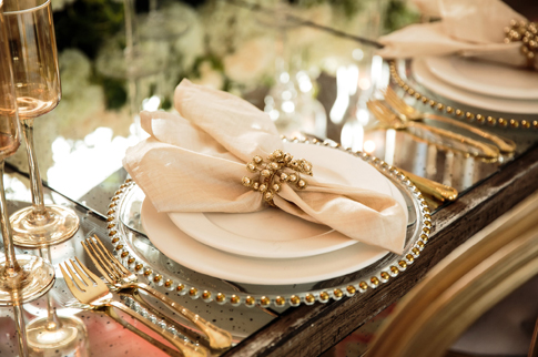 A good wedding planner will handle most of the finer details.
