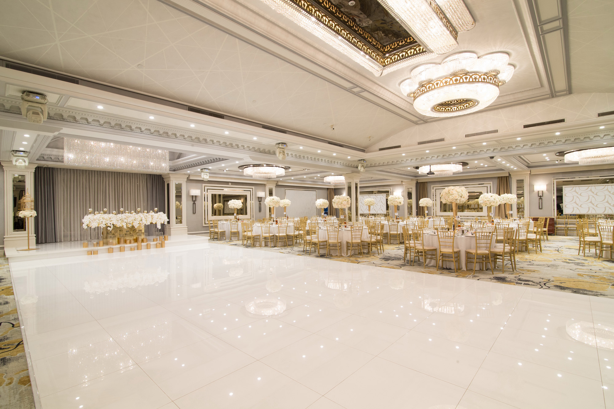 Contemporary Event & Wedding Venues in Glendale, CA - Glenoaks Ballroom