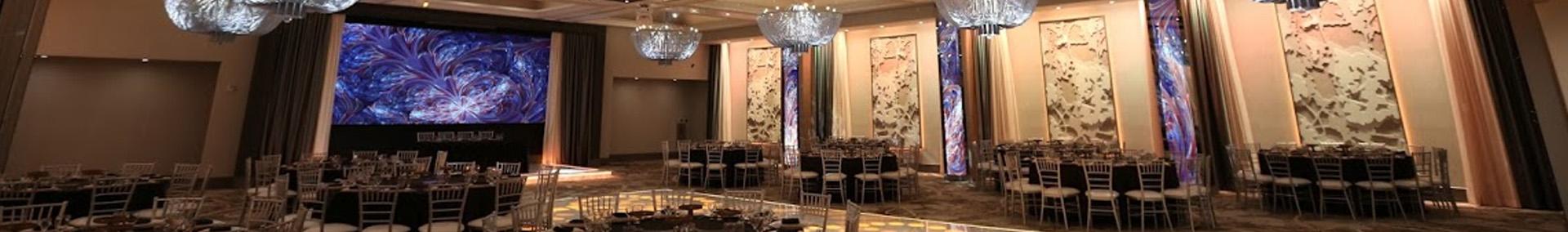 Modern Banquet Hall in Glendale CA