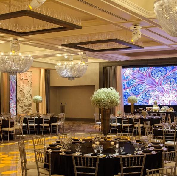 Modern Wedding Venue in Glendale CA