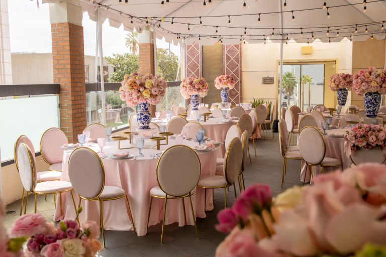 8 Stunning Wedding Venues in Los Angeles & Banquet Halls in